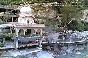 Manikaran Sahib, Gurudwara Sri Guru Nanak Dev Ji Manikaran, Manikaran Sahib Manali Tours